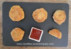 nuggets maison thermomix