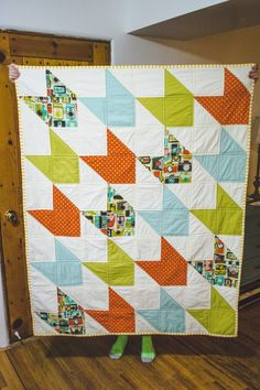 Lap of Luxe Quilt by Julie Williams