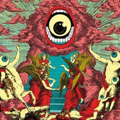 The Psychedelic Art by Belgian Artist Elzo Durt Art Inspo, Kunst Inspo, Art And Illustration, Pop Art, Art Du Collage, Jack Of Hearts, Psychadelic Art, Kunst Poster, Ouvrages D'art