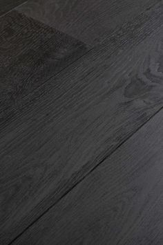 Black.  This one's for the espresso lovers among us. If this was a strength test, it would be off the chart. Chapel Parket wooden flooring.
