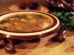 Chestnut Soup from CookingChannelTV.com