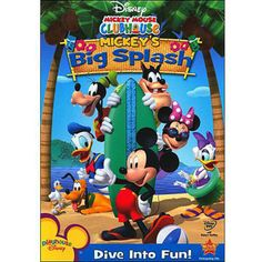Mickey Mouse Clubhouse: Mickey's Big Splash (Full Frame)