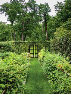 Madison Cox Garden Design via WSJ 7