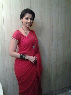 Deepali Pansare in pink saree Beautiful Girl Indian, Most Beautiful Indian Actress, Beautiful Saree, Indian Girl Bikini, Indian Girls, Beauty Full Girl, Beauty Women, Sexy Bluse, Saree Backless