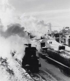 David Plowden Photos | David Plowden Canadian Pacific Railway ... | Car, Train, Truck, Sh…