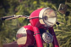Jawa 250 cc motorcycle 1959 by PeterLopusny Jawa 350, South Africa, Motorcycle, Bikers, Vintage Cars, Branding, Motorcycles, Motorbikes, Choppers