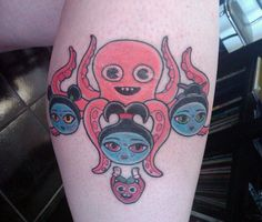Bahahaha... FANTASTIC.  It's a Fruity Oaty Bar tattoo from Serenity! @Sonny Calabrese