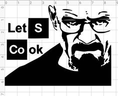 Check out this item in my Etsy shop https://www.etsy.com/listing/538470495/lets-cook-breaking-bad-vinyl-sticker