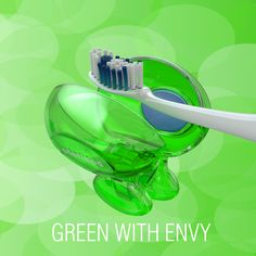 Make your friends #green with #envy when you show them your #steripod #toothbrush #protector getsteripod.com