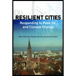 Resilient Cities: Responding to Peak Oil and Climate Change (ISBN10: 1597264997; ISBN13: 9781597264990)