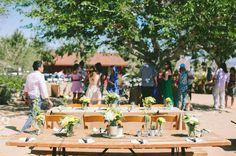 Pioneer town ca wedding