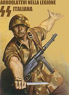 Los mejores afiches de la Segunda Guerra Mundial - The Clinic Online