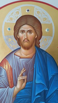 Religious Icons, Religious Art, Christ Pantocrator, Pictures Of Jesus Christ, Christ The King, Byzantine Icons, Angel Pictures, Holy Mary, Jesus Is Lord