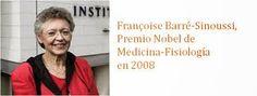 En Zona Feminista: Mujeres Ganadoras del Premio Nobel (XL). Françoise Barré-Sinoussi