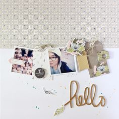 Beautiful scrapbooki