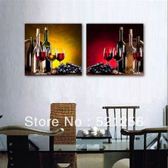 HOME DECOR High Precision wall printing Set of 2 Grape cup Stretched canvas print Ready to Hang. Category: Home & Garden. Subcategory: Home Decor. Wine Art, Painted Wine Glasses, Painting Gallery, Stretched Canvas Prints, Artist Painting, Wall Prints, Home And Garden, Red Wine, Furniture