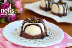 Portakal Soslu Lokum – Nefis Yemek Tarifleri Turkish Recipes, Dessert Recipes, Desserts, No Bake Cake, Food Videos, Cake Decorating, Easy Meals, Food And Drink, Cooking Recipes