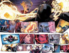 Winning Streaks and Resolutions: Civil War II Marvel Comics, Marvel E Dc, Marvel Girls, Marvel Funny, Manga Comics, Marvel Heroes, Captain Marvel, Marvel Universe, Create A Comic