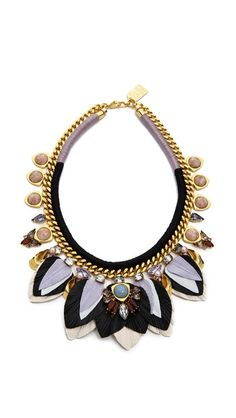 Lizzie Fortunato Taste  Sense Necklace - Black Multi