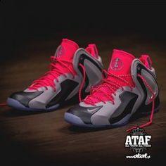 Nike Lil Penny Posite Wolf Grey