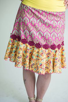 Sunny Afternoon Skirt