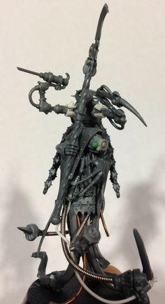A Host of Word Bearers: Dark Mechanicus inspired Warpsmith