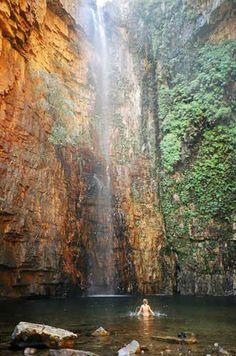 Droplet Falls, Emma Gorge, El Questro, Kimberley region, Western Australia