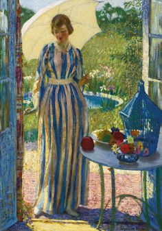 Raymond Perry Rodgers Neilson  - The Parasol
