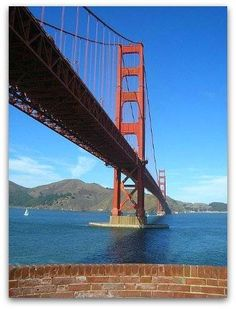 Best locations for getting that perfect picture of the Golden Gate Bridge.