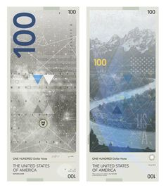 Does our currency need an update? One designer thinks so.