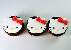 Whoever make the gluten free version of Hello Kitty Cupcakes for me. I will grant you one wish!
