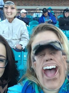 20 Face Swaps That Failed Spectacularly - bemethis #memes #memes #faces