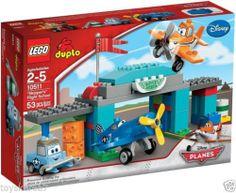 LEGO Duplo Pre-school 10511 Skipper's Flight School NEW Factory Sealed