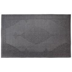 Outdoor-Teppich IBIZA aus Kunststoff, 180 x 270�cm, grau