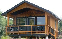 Ecoscape Cabins and Boat Storage