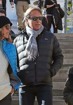 Celebrities spotted out and about at the 2014 Sundance Film Festival in Park City, Utah on January 18, 2014 Don Johnson