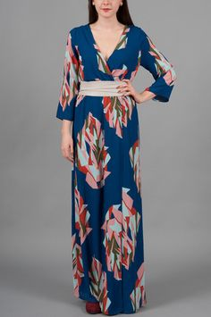 Origami Maxi Dress #sale #minxonline