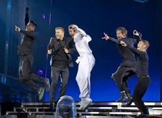 Looking forward a new Take That tour!!