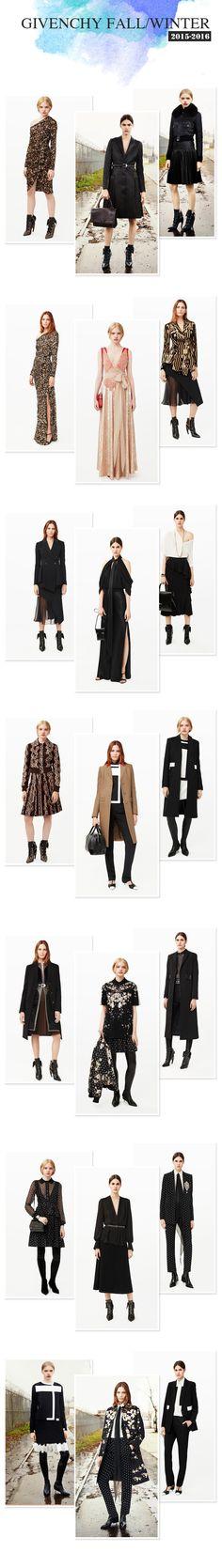 Givenchy Fall/Winter 2015-2016