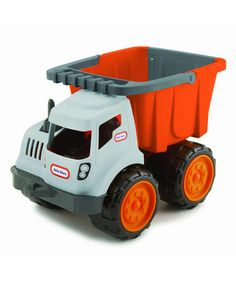 Look what I found on #zulily! Dirt Diggers Haulers Dump Truck Toy #zulilyfinds