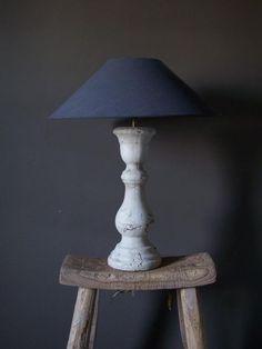 Marktplaats.nl - Mooie landelijke stijl lamp lampenvoet PTMD landelijk wonen - Lampen | Tafellampen