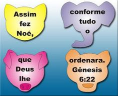 CRIANÇAS PARA JESUS: Versiculos Biblicos(ver mais) Education, Marines, Amanda, Mary, Prayers For Children, Vacation Bible School, Sunday School Crafts, Kids Church, Kids Bible Activities