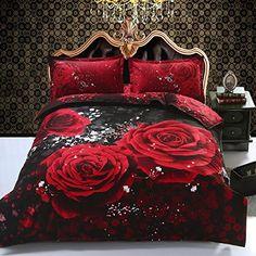 Official Website Hd Duvet Cover Set European Retro Famous Painting Bedding Sets 100% Cotton Bedlinen Double Queen Size 4pcs Good Reputation Over The World Entertainment Memorabilia