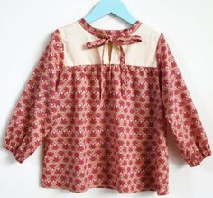 Simply Sweet Tunic Top & Blouse INSTANT DOWNLOAD par winkhandmade, $9.95