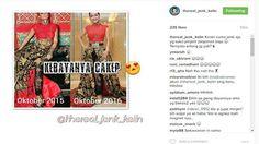 Kebaya Julia Perez di Panggung HUT MNC TV Disebut-sebut Plagiat Agnez Mo