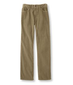 Bean's 1912 Pants, Corduroy: Casual Pants | Free Shipping at L.L.Bean ~ $49.95