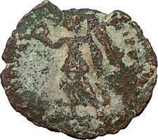 VALENS Last True Roman 367AD Ancient Roman Coin Victory Cult Angel i26011 #ancientcoins https://ancientcoinsaustralia.wordpress.com/2015/11/03/valens-last-true-roman-367ad-ancient-roman-coin-victory-cult-angel-i26011-ancientcoins/