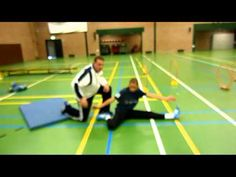 STML Keeperstraining o.l.v. H. Breuer - YouTube