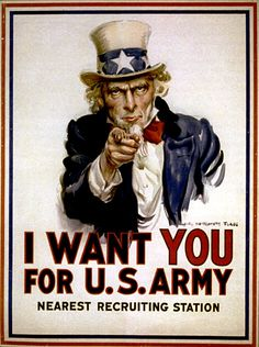 War Propaganda Art poster on sale at theposterdepot. Poster sizes for all occasions. Always Fast secure shipping from USA seller. War Propaganda Art Poster Uncle Sam for sale. Check out our site for latest sales. I Want You Poster, Oncle Sam, Marketing Viral, Guerrilla Marketing, Internet Marketing, Affiliate Marketing, Pub Vintage, Vintage Travel, Voter Registration