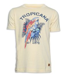 Pigment Parrot T-Shirt - American Outfitters